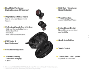 2020 05 04 12 50 34 Amazfit powerbuds tws earphone bluetooth earbuds heart rate monitor enc hd call