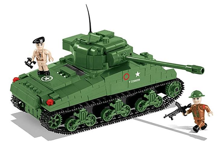 Cobi Klemmbausteine World of Tanks