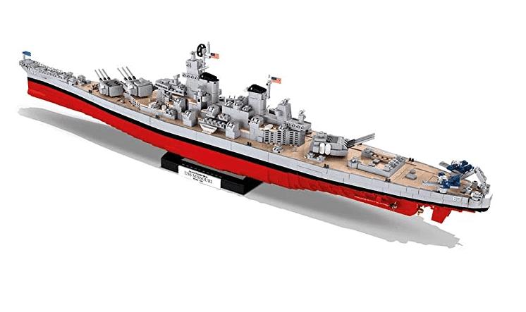 Cobi Klemmbausteine Worlf of Warships