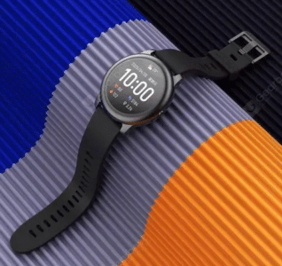 2020 05 06 11 54 29 Haylou Solar Black Smart Watches Sale Price Reviews   Gearbest