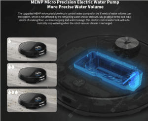 2020 05 11 11 26 51 IN Germany Stock VIOMI V3 LDS Laser Navigation Wet and Dry Robot Vacuum Antibact