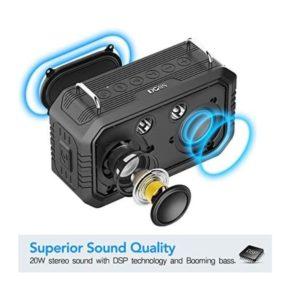 2020 06 10 16 05 54 DOSS Traveler Bluetooth Lautsprecher mit 20W Stereo  Amazon.de  Elektronik