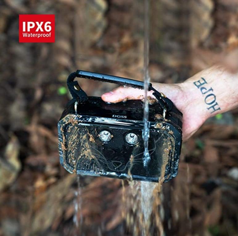 DOSS Traveler IPX 6 Wasserdicht