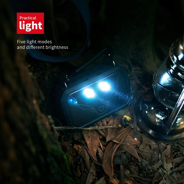DOSS Traveler Taschenlampe