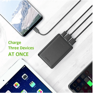 2020 07 02 15 38 15 Omars Powerbank 10000 mAh Externer Akku Tragbares  Amazon.de  Elektronik