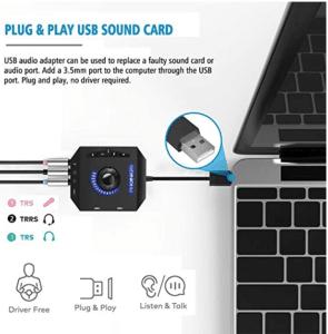 2020 07 09 12 53 41 Externe USB Stereo Soundkarte mit verstellbarem Volume  Amazon.de  Computer Zu