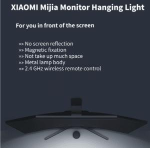 2020 07 14 11 12 28 Xiaomi laptop screen light 2.4ghz wireless control type c monitor light bar desk