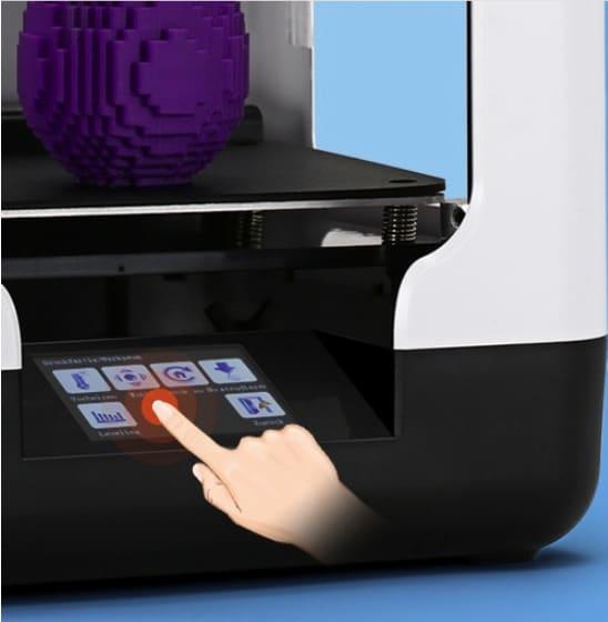 2020 08 05 09 54 30 FULCRUM MINIBOT 1.0 White EU Plug 3D Printers 3D Printer Kits Sale Price  Rev