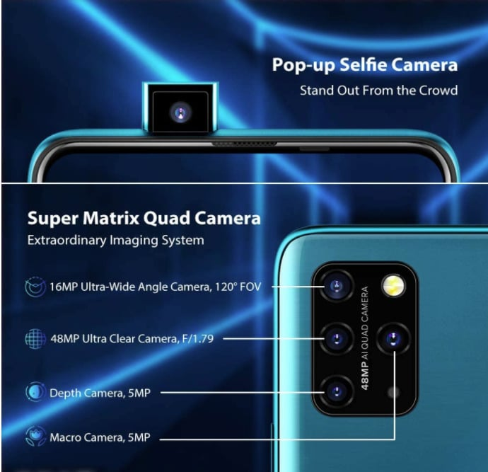 2020 08 12 10 21 39 UMIDIGI S5 Pro Smartphone ohne vertrag Android 10 Handy  Amazon.de  Elektronik