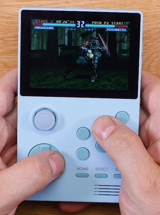 Supretro Handheld Emulation