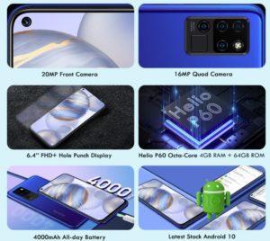 2020 08 26 09 28 20 OUKITEL C21 Helio P60 Quad Kamera 20MP Selfie 6.4 FHD  Locher Bildschirm 4000