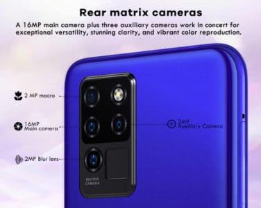 2020 08 26 09 32 25 OUKITEL C21 Helio P60 Quad Kamera 20MP Selfie 6.4 FHD  Locher Bildschirm 4000