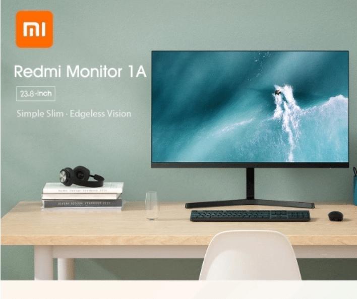 Redmi 1A Office Monitor