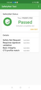 Screenshot 2020 09 08 09 35 27 318 org.freeandroidtools.safetynettest
