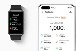2020 09 11 11 25 05 HUAWEI Watch Fit Smartwatch Mint Green  Koerperwaage  Amazon.de  Elektronik