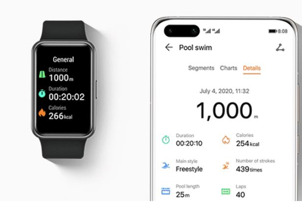 Huawei Watch Fit  App