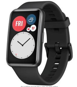 2020 09 11 11 25 15 HUAWEI Watch Fit Smartwatch Mint Green  Koerperwaage  Amazon.de  Elektronik