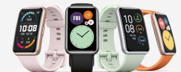 2020 09 11 11 27 07 HUAWEI Watch Fit Smartwatch Mint Green  Koerperwaage  Amazon.de  Elektronik