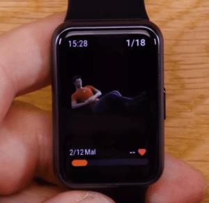 2020 09 14 09 30 25 14 Huawei Watch Fit   Die Smartwatch mit Fitness Coach   Test   YouTube
