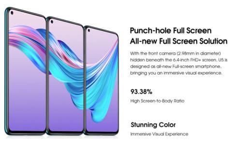2020 09 16 10 54 52 ELEPHONE U5 Black Cell phones Sale Price  Reviews   Gearbest