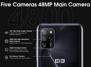 2020 09 16 10 55 22 ELEPHONE U5 Black Cell phones Sale Price  Reviews   Gearbest