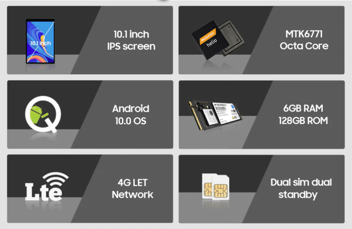 2020 09 24 13 38 45 CHUWI HiPad X Black Phone Call Tablets Sale Price  Reviews   Gearbest