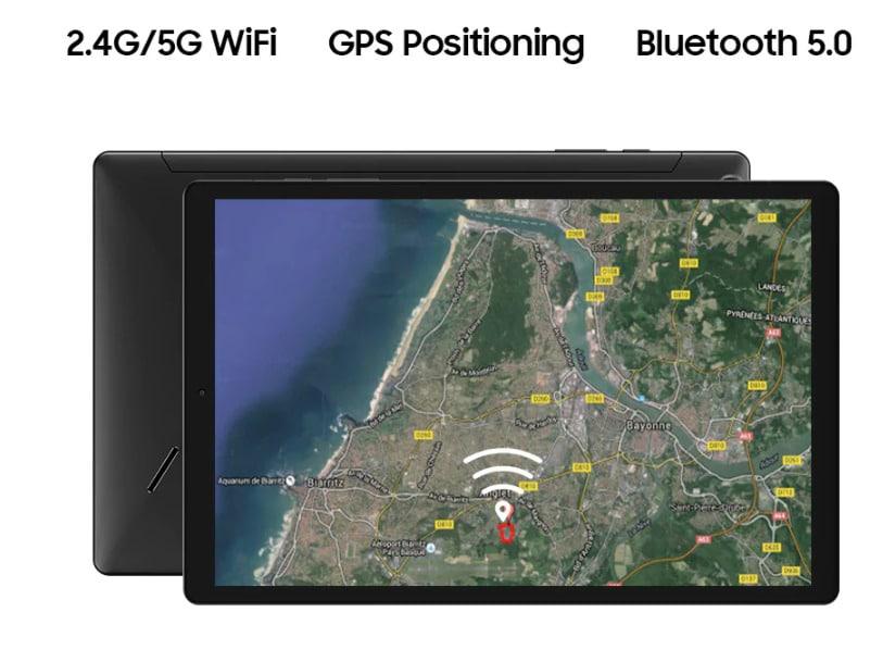 Chuwi HiPad X Sensoren