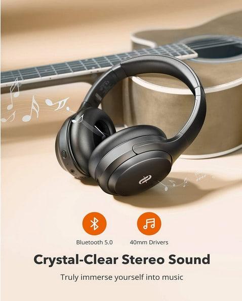 2020 09 25 15 36 30 TaoTronics TT BH090 Hybrid Active Noise Cancelling  Amazon.de  Elektronik