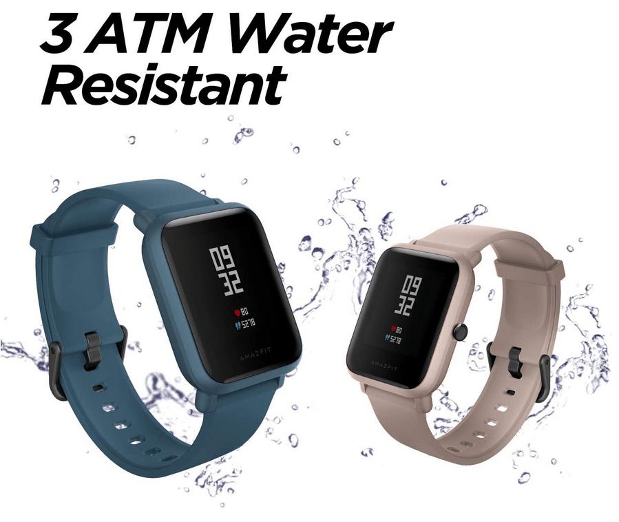 2021 07 05 09 57 53 Amazfit Smartwatch Bip Lite Sportuhr Fitness Armbanduhr 5 ATM wasserdicht Stoppu