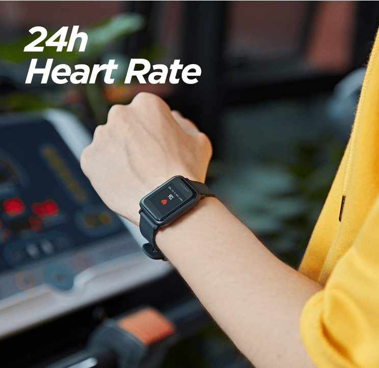 2021 07 05 09 58 06 Amazfit Smartwatch Bip Lite Sportuhr Fitness Armbanduhr 5 ATM wasserdicht Stoppu