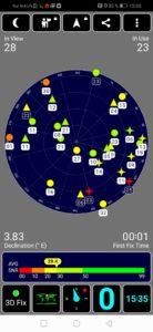 Screenshot 20200922 153501 com.chartcross.gpstest