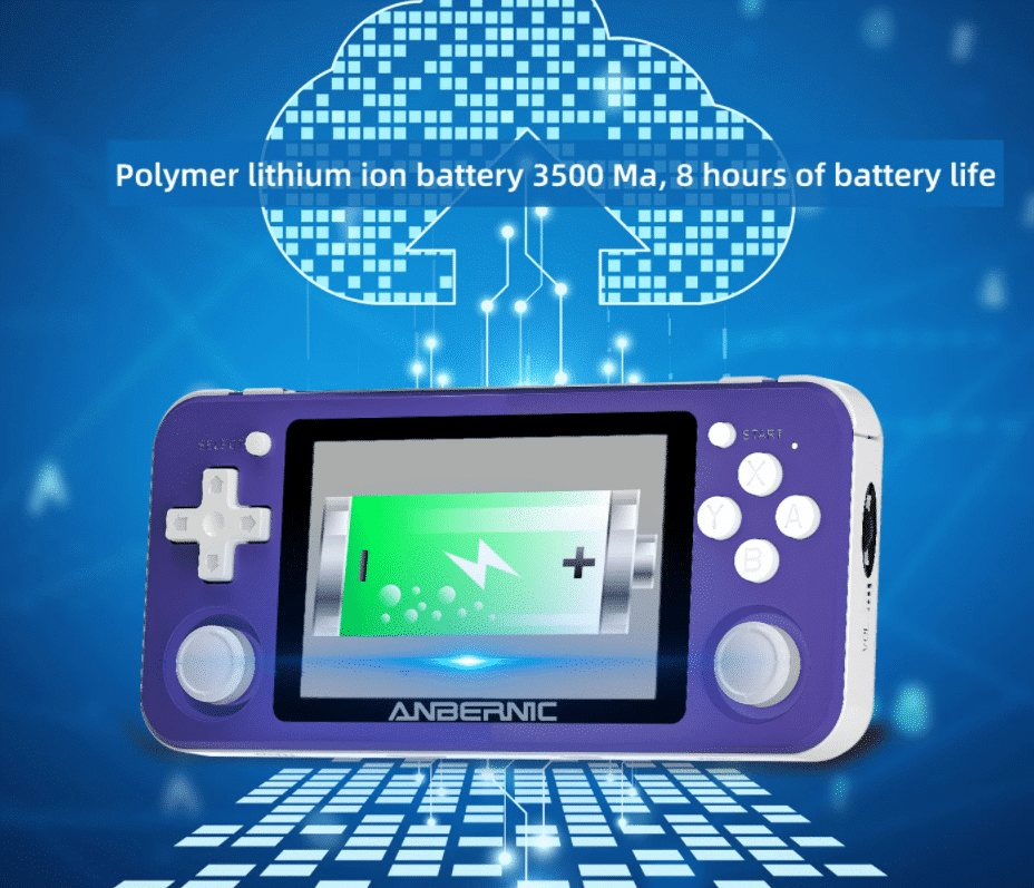 2020 10 12 11 30 27 Anbernic rg351p 64gb 2500 games ips hd handheld game console support psp ps1 n64