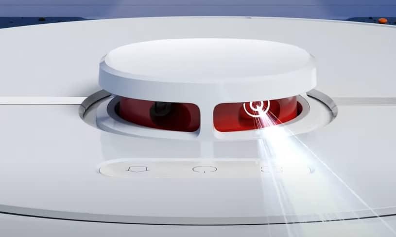Dreame D9 Saugroboter LDS Laserdistanzsensor