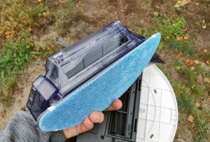 Yeedi K650 Saugroboter Wassertank mit Wischaufsatz