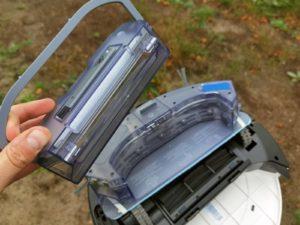 Yeedi K650 Saugroboter Staubbehälter