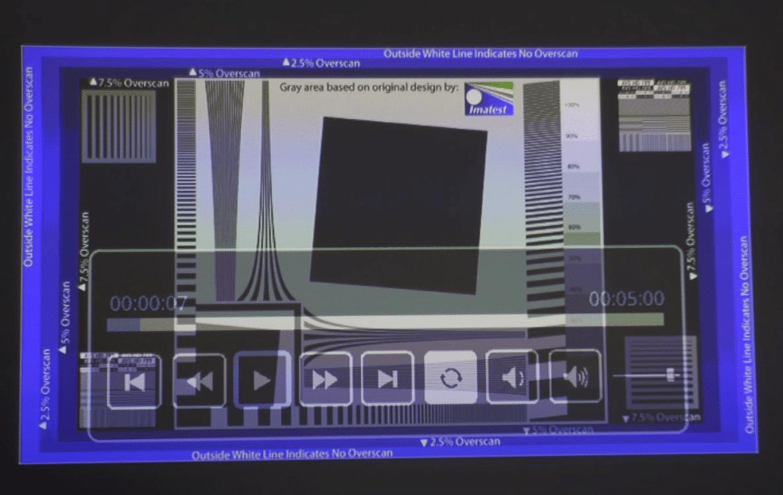 Philips PicoPix Nano / Micro / Max Menü