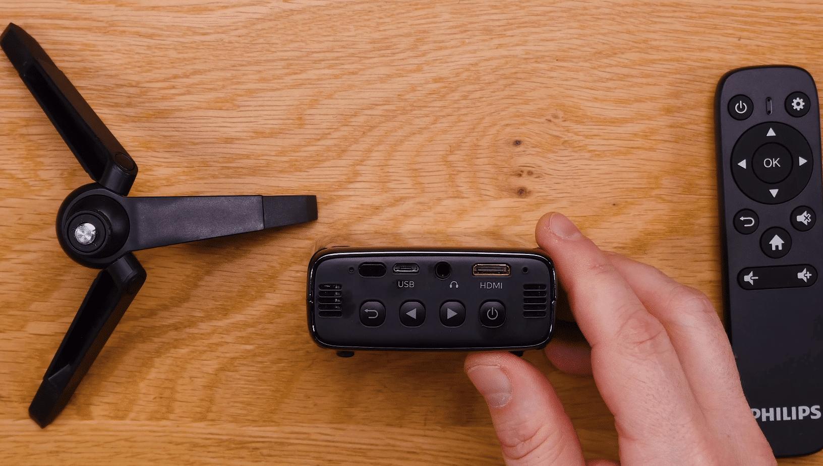 Philips PicoPix Nano / Micro / Max Zubehör
