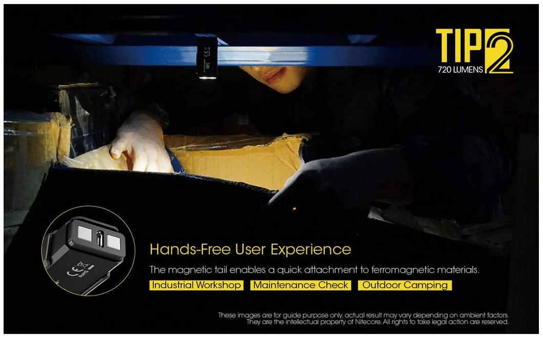Nitecore Tip 2 LED