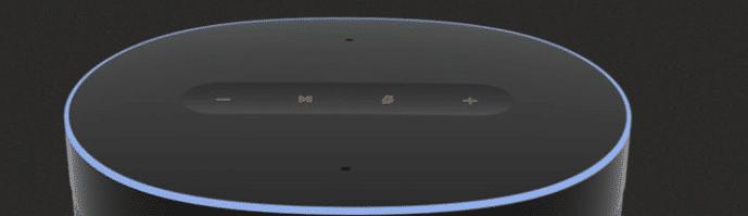 Xiaomi Mi Smart Speaker Bedienelemente