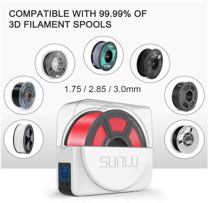 2020 12 11 18 40 00 Aktualisierte Trocknerbox fuer 3D Drucker Filament SUNLU 3D Filamenttrocknerbox