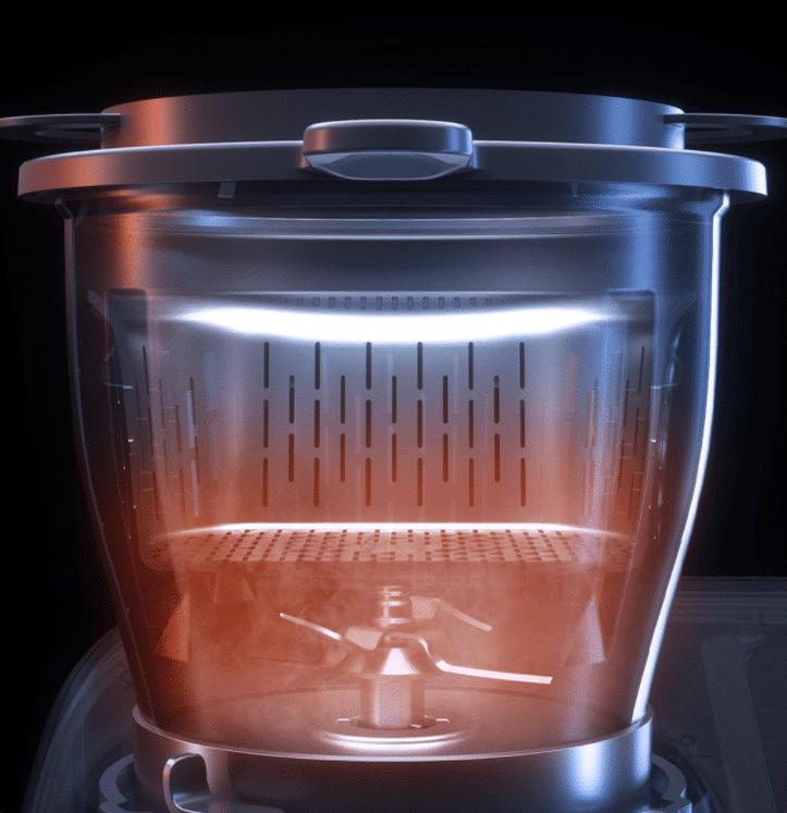 2020 12 14 11 40 58 Quanchu Intelligent Multi purpose Cooking Robot White Xiaomi Youpin