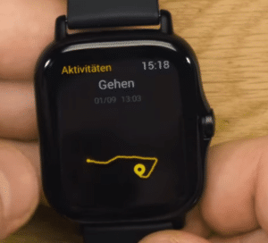 2021 01 18 13 25 59 246 Amazfit GTS 2  Smartwatch oder nur smarte Watch    Test   YouTube