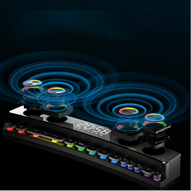 2021 01 15 11 28 08 game version soaiy sh39 bluetooth 5.0 electronic sports speaker colorful laser