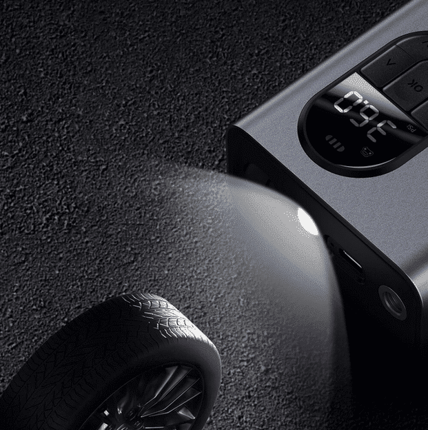 2021 01 15 12 44 06 Baseus 150psi portable inflator pump air compressor smart digital tire pressure