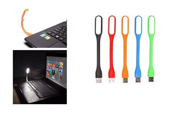 2021 01 18 13 03 58 Buch Licht Mini USB LED Licht 5V 12 W Power Bank Lesen Licht Notebook Tragbare