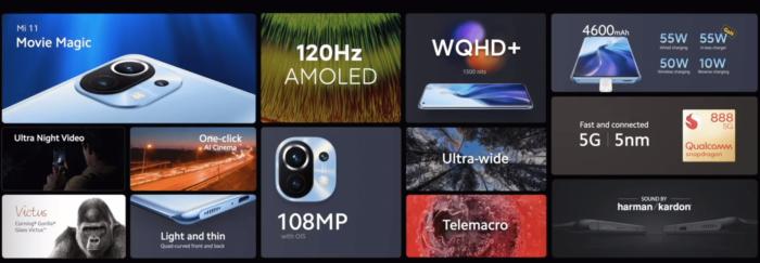 2021 02 08 13 50 22 93 Xiaomi Mi 11 Launch Event   YouTube