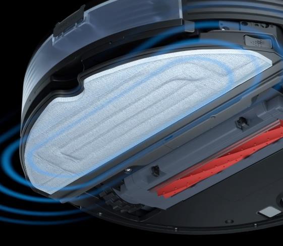 Roborock S7 Saugroboter VibraRise Vibrationswassertank