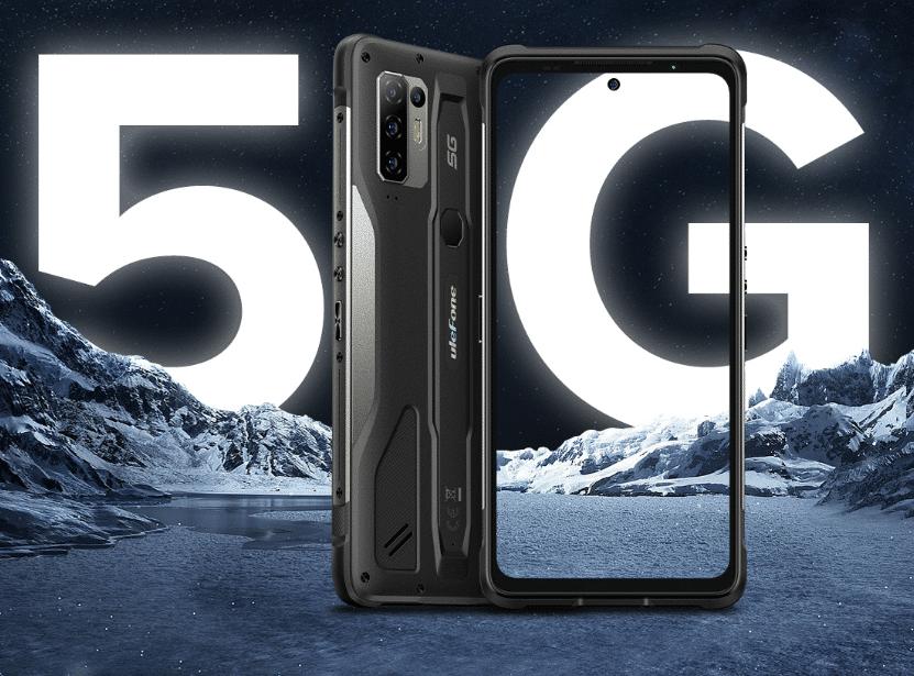 Ulefone Armor 10 5G  Outdoor Smartphone3