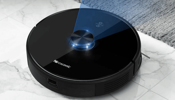 2021 03 01 12 59 45 Proscenic M7 Pro Robot Vacuum Cleaner Black
