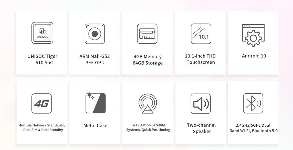 2021 03 01 17 13 53 Bmax maxpad i10 unisoc t610 octa core 4gb ram 64gb rom 4g lte 10.1 inch android